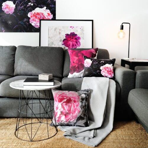 Lauren Skye Studio Linen Designer Cushions