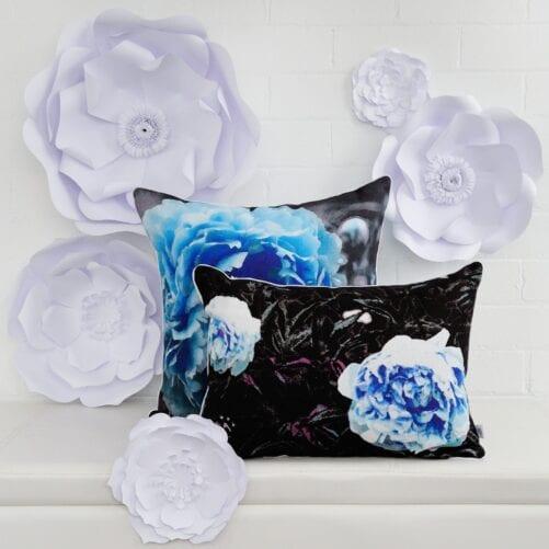 Etta and Luella Linen Cushions