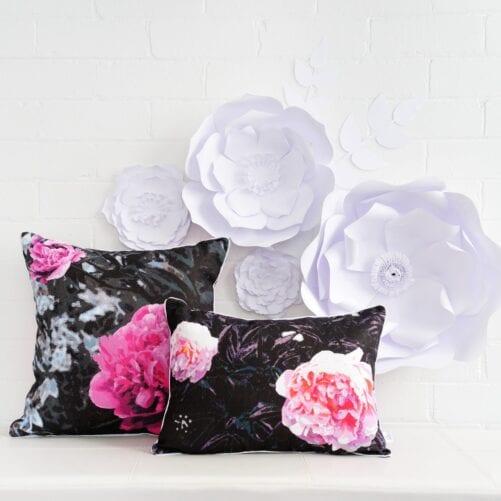 Adella and Luella Linen Cushions