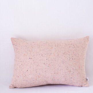 Pink Textured Fleck Midi Cushion