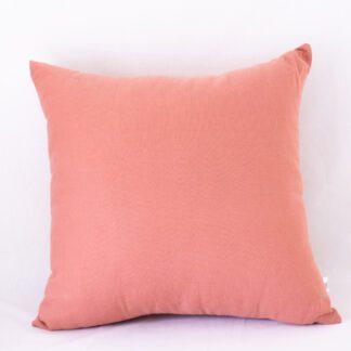 Rust Linen Cushion